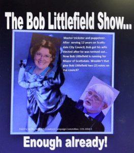 Crawford littlefield puppet
