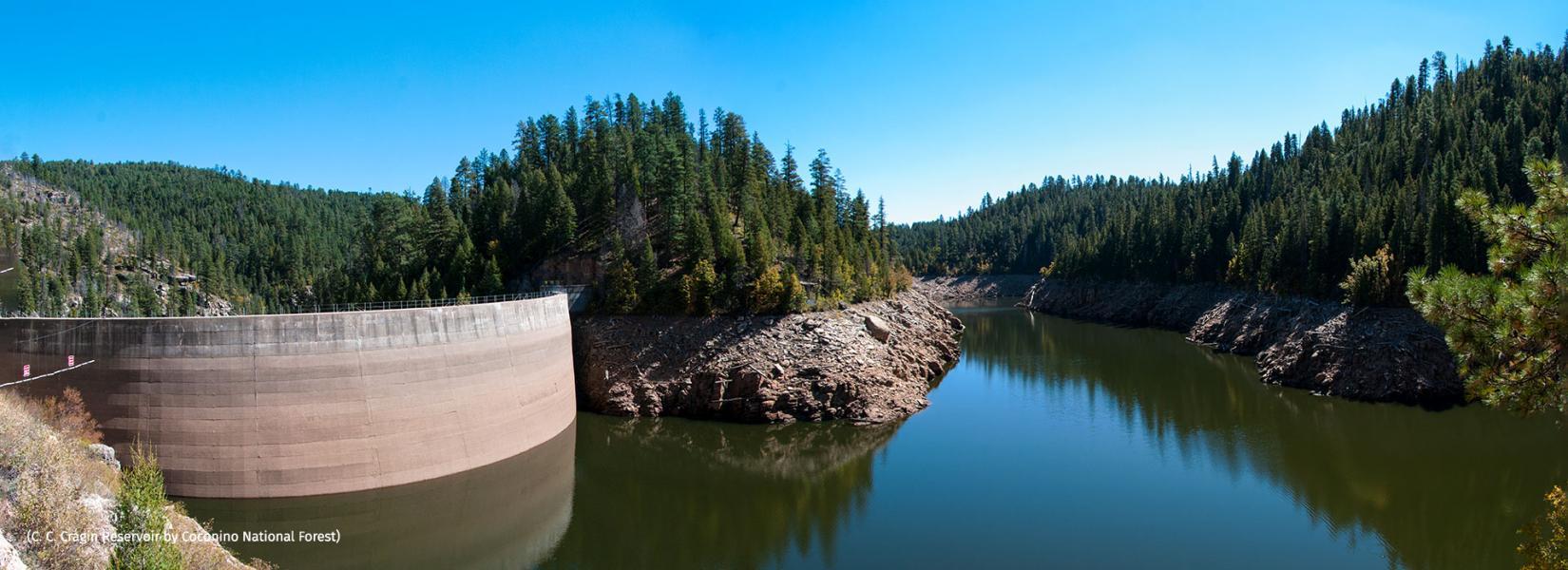 cragin dam